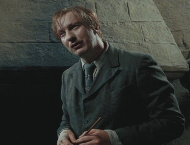 Remo Lupin - ''Harry Potter''