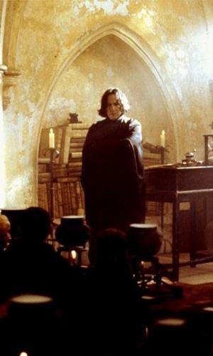 Severo Snape - ''Harry Potter''