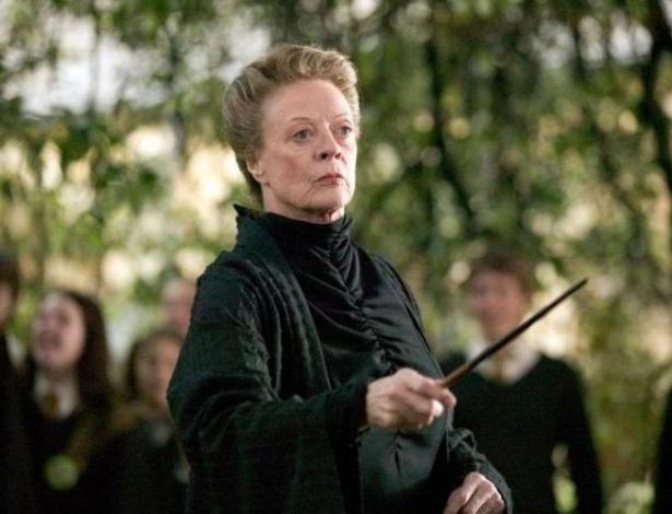 Minerva McGonagall - ''Harry Potter''