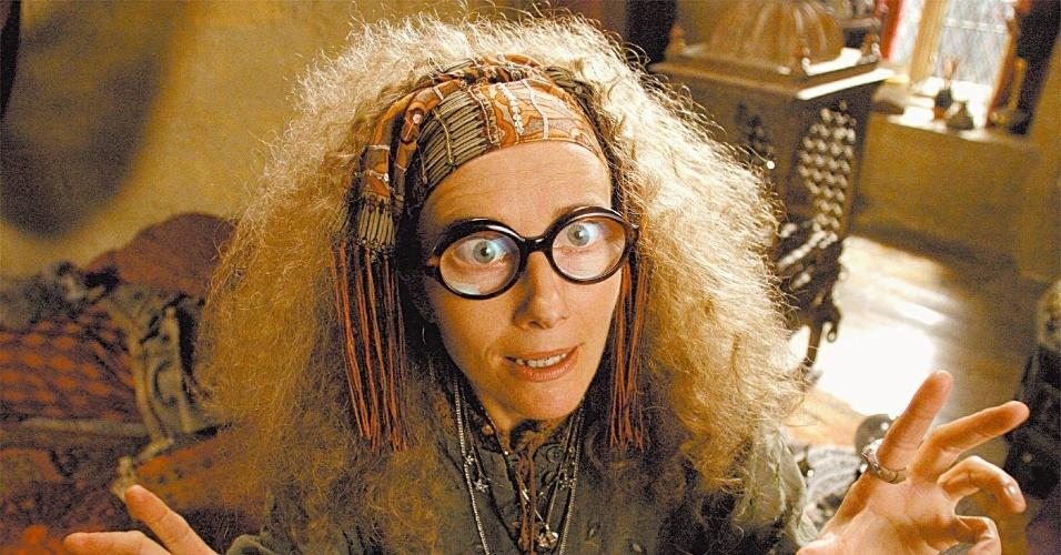 Sibila Trelawney - ''Harry Potter''