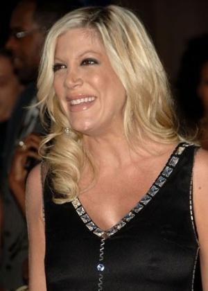 Aos 43 anos, Tori Spelling diz que está animada com a nova gravidez - Getty Images