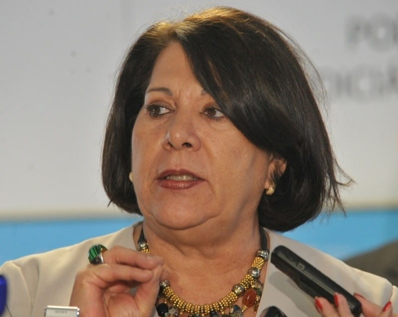 20.jun.2012 Ministra Eliana Calmon, corregedora