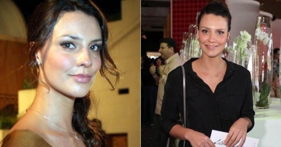 A atriz Camila Rodrigues também foi apontada como caso de Bruno Mazzeo