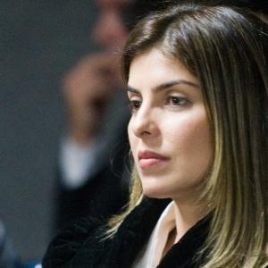 21.jun.2012- Mulher de Carlinhos Cachoeira, Andressa Medonça