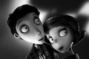 """Cena do filme """"Frankenweenie"""", de Tim Burton (2012)"""