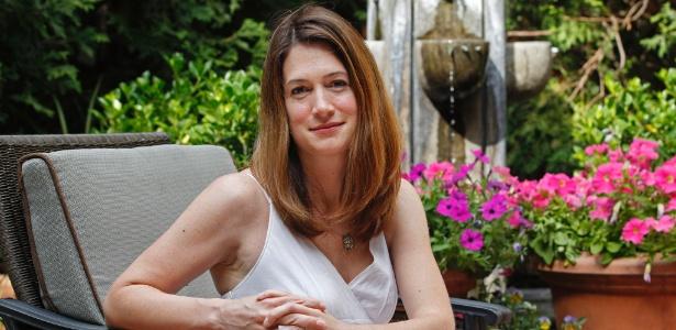 """A autora de """"Gone Girl"""", Gillian Fllynn - M. Spencer Green/AP"""