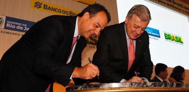 Governador Sérgio Cabral toma empréstimo de R$ 3,6 bilhões junto ao Banco do Brasil