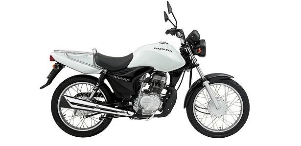 Honda CG: moto de 125 cc é ícone da robustez, mas nem por isso é um projeto simples - Divulgação