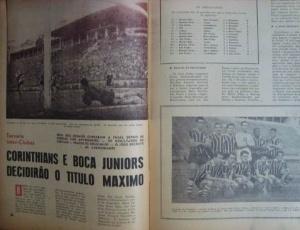 Historiador do Corinthians diz que a final não ocorreu por 'falta de datas'. Boatos na internet se espalharam dando conta de que Corinthians teria vencido o jogo por 3 a 2, na Bombonera.