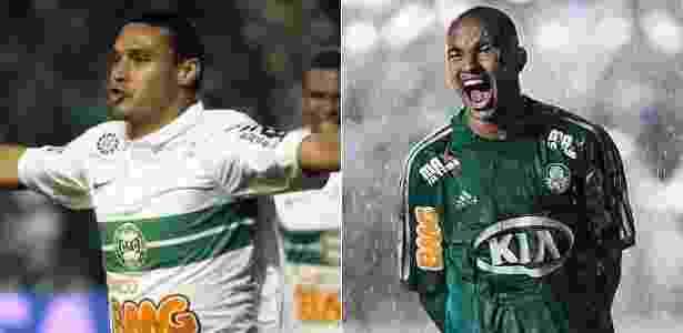 Primeiro jogo acontecerá na quinta-feira para não conflitar com a Libertadores - Montagem com fotos ROBERTSON LUZ/AE e Leonardo Soares/UOL