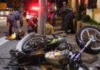 Itens de segurança, como o ABS, deveriam ser obrigatórios em motos baratas - Leandro Martins/Futura Press