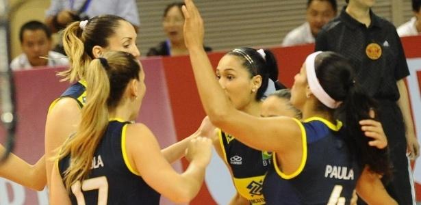 Seleção brasileira é atual vice-campeã do Grand Prix de vôlei