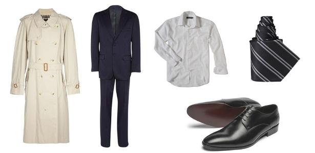 O trench coat é uma peça cara, mas que pode durar décadas sem sair de moda. Considere como um investimento, já que combina com diferentes estilos e situações - Divulgação