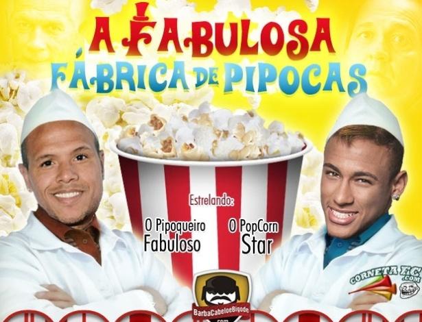 Corneta FC: A Fabulosa Fábrica de Pipocas