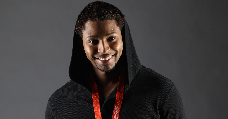 Cullen Jones, nadador norte-americano