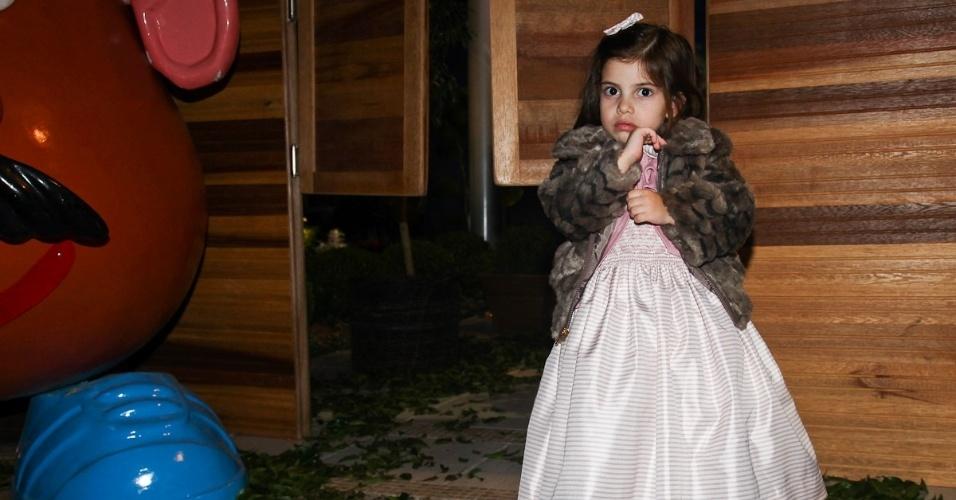 Edu Guedes Festeja O Aniversário Da Filha Maria Eduarda: Festinhas Dos Filhos De Famosos