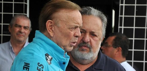 Laor agendou reunião com José Marín para discutir sobre convocações de Neymar - Divulgação/Santos FC