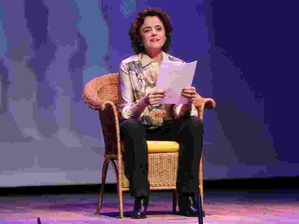 Atriz Marieta Severo participa da reabertura do Teatro Ipanema no Rio de Janeiro (25/6/12) - Roberto Filho/AgNews