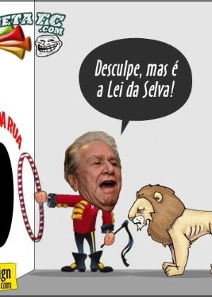 Corneta FC: Lei da selva pega até Leão