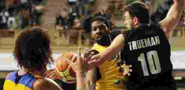 Novo calendário da Fiba deve fazer com que Brasil só conte com atletas da NBA em Mundiais e Olimpíadas - Gaspar Nobrega/Inovafoto