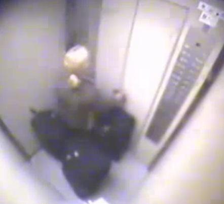 Imagem de câmera de segurança mostra Elize com três malas