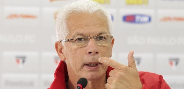 Em entrevista, Leão anuncia que foi demitido; 2ª passagem no SP durou oito meses