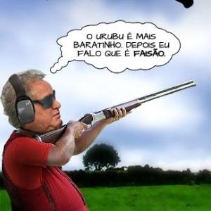 Corneta FC: Juvenal vai à caça