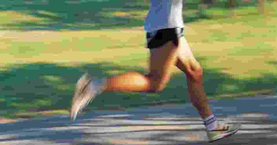 Homem correndo, corrida, treino - Thinkstock/ Fonte: Run&Fun