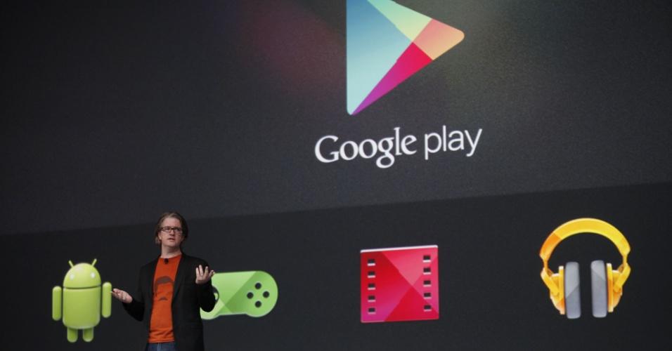 O Google Play (loja de aplicativos do Google) também apresentou melhoras como um sistema identificador de músicas, que já direciona para baixar o arquivo. A forma de upgrade dos app também está mais rápida