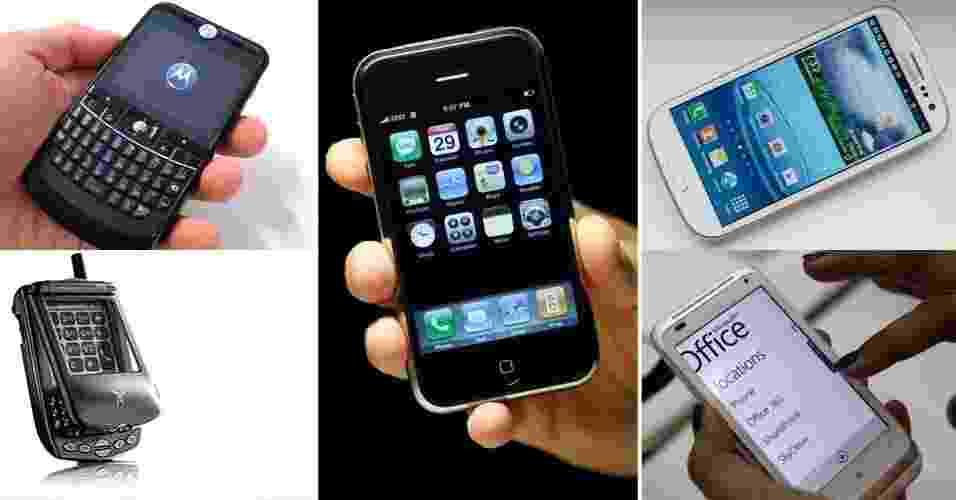 Capa iphone - Reprodução