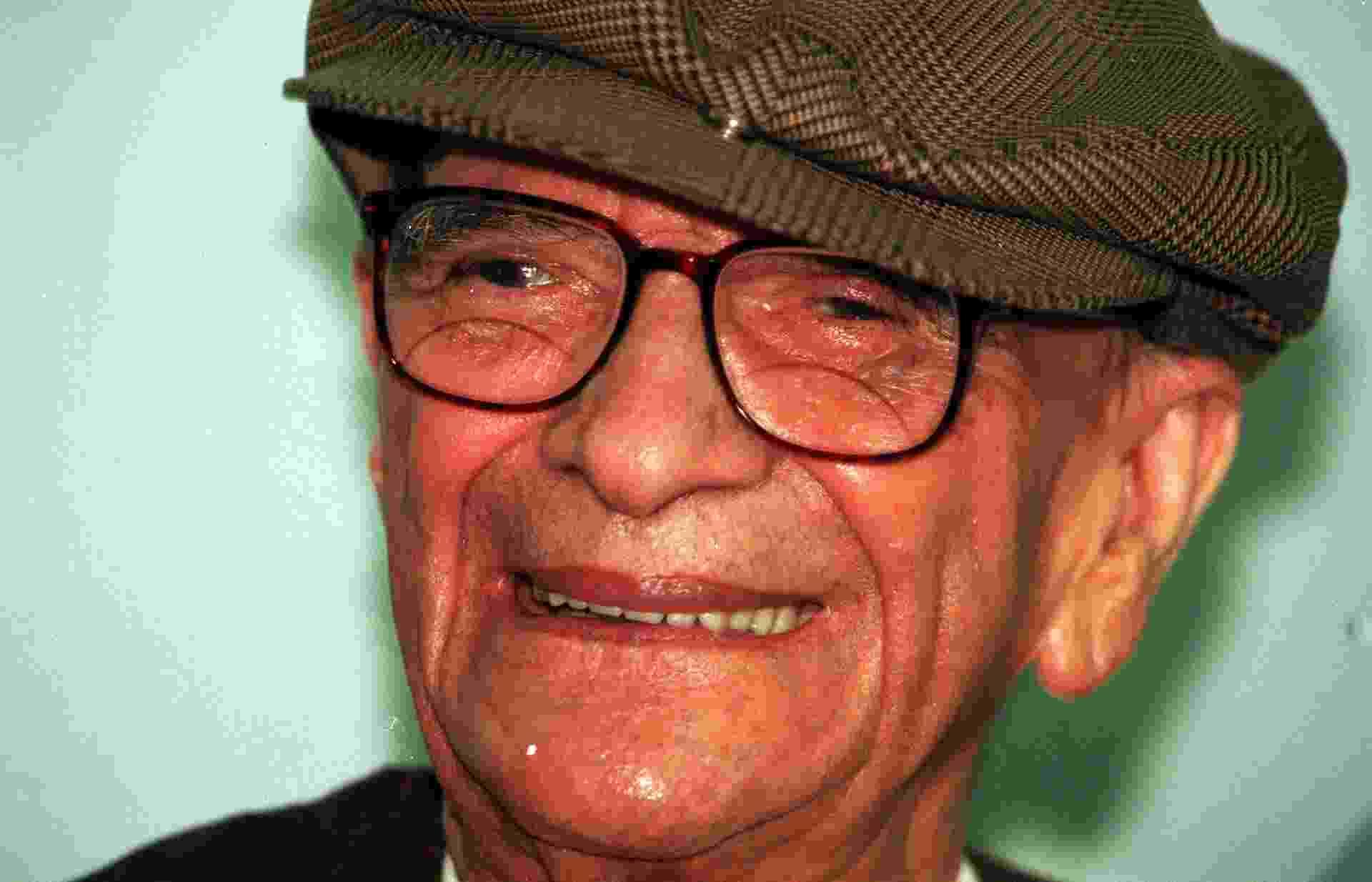 Chico Xavier, em foto de 1999 - 18.jul.1999 - Flávio Florido/Folhapress