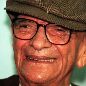 Chico Xavier, em foto de 1999