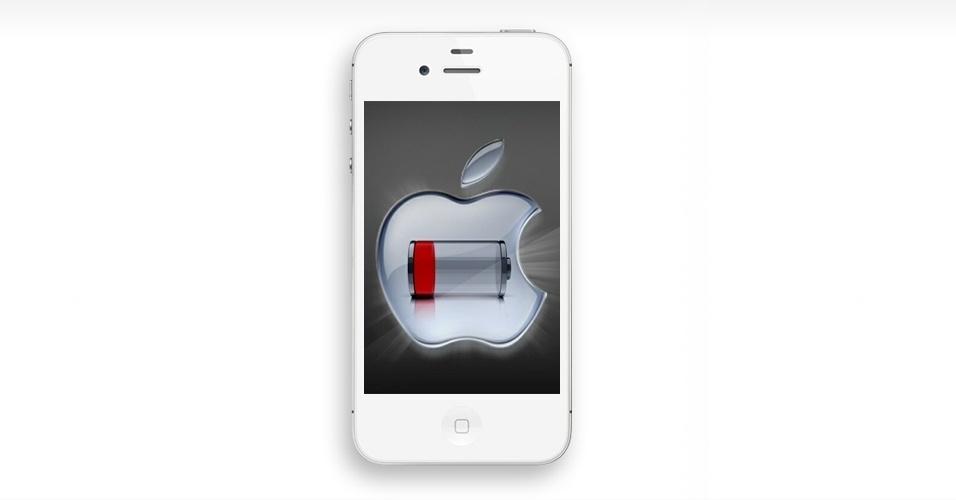 Economize bateria. Existem vários pequenos ajustes que ajudam a economizar a bateria do seu iPhone, desde regular as notificações automáticas a desligar serviços de geolocalização não tão utilizados por você. Clique em MAIS para ver dicas detalhadas