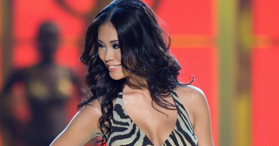 Miss Universo 2007, Ryo Mori