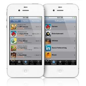 Loja de aplicativos da Apple, a App Store, deve apresentar crescimento de 74% comparado ao ano passado