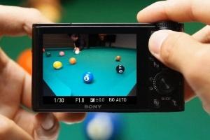 Sony Cyber-shot DSC-RX100: câmera minúscula, que pode ser guardada no bolso da calça e custa US$ 650