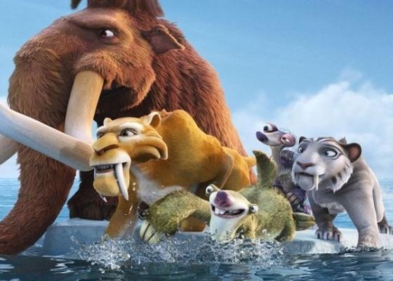 """Em """"A Era do Gelo 4"""", que estreia no país em 29 de junho, em 3D, Scrat desencadeia um evento cataclísmico"""