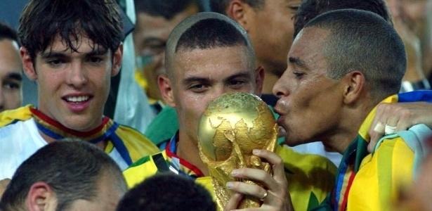 Copa 2002, quando o Brasil conquistou o pentacampeonato