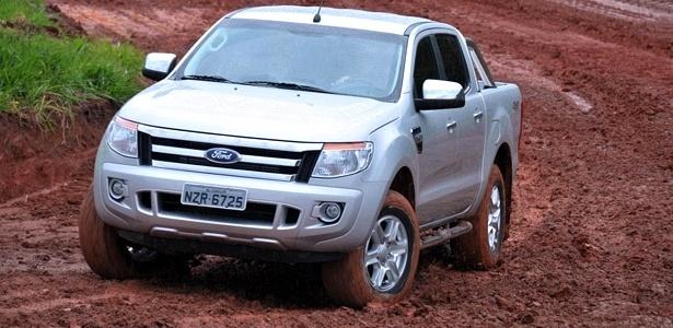 Nova Ford Ranger, aqui na versão Limited: demorou, mas chegou para encarar rivais renovadas - Divulgação