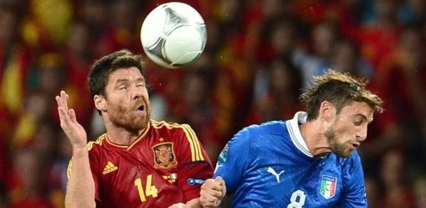 Espanha e Itália ficarão em chaves separadas por representarem o mesmo continente