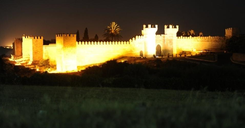 2.jul.2012 - Chellah, onde estão as ruínas da cidade romana de Sala Colônia, um dos cinco novos lugares a figurar na lista de patrimônio mundial da Unesco