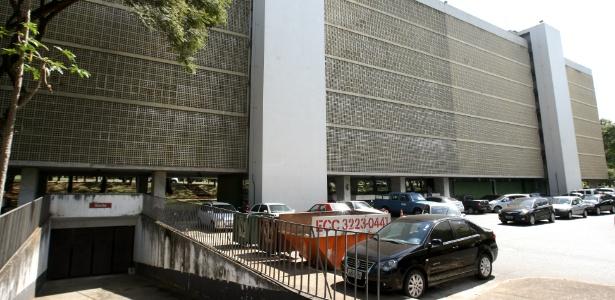 Prédio de apartamentos funcionais em Brasília