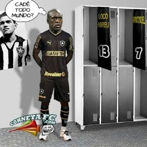 Corneta FC: Xi! Dorf...