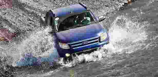Ford Ranger: fabricante mete a mão no bolso e melhora seu principal utilitário no Brasil - Divulgação
