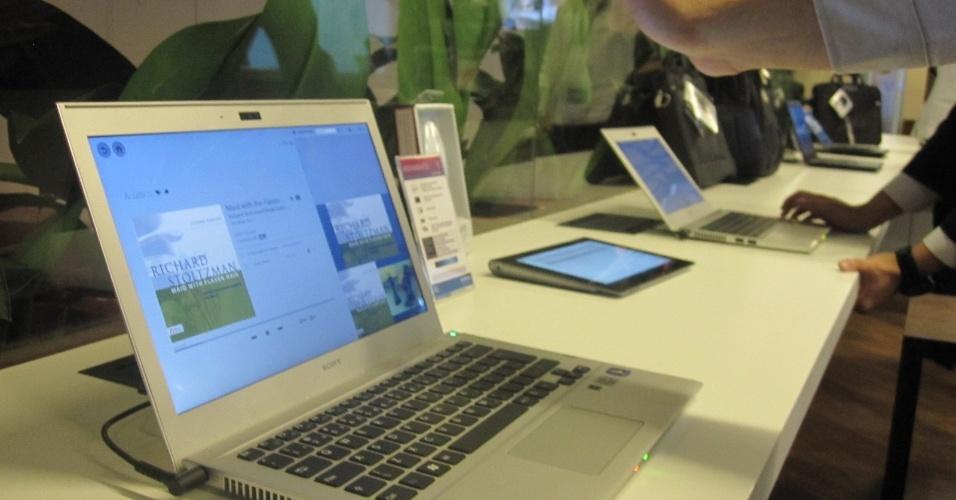 Ultrabook Sony