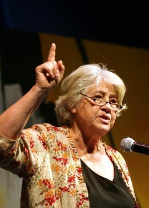"""Adélia Prado vai falar sobre o livro """"Miserere"""" - Ana Carolina Fernandes/Folhapress"""