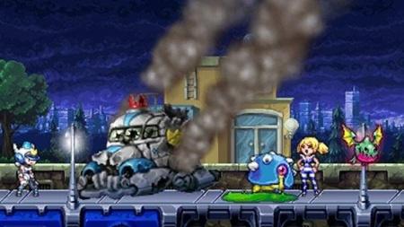 """Original do 3DS, """"Mighty Switch Force"""" é jogo de ação e quebra-cabeça"""