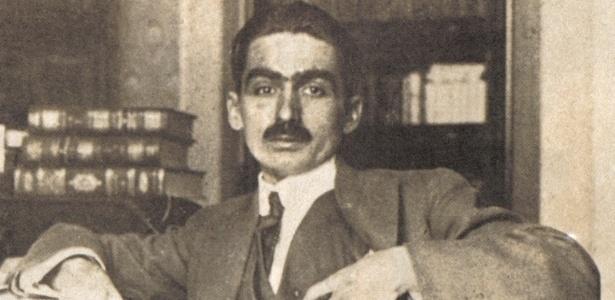 O escritor Monteiro Lobato - Wikimedia Commons