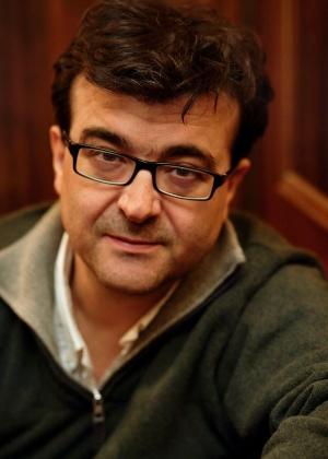 Javier Cercas encerrou nesta quarta-feira (11) sua primeira visita ao Brasil - Diculgação