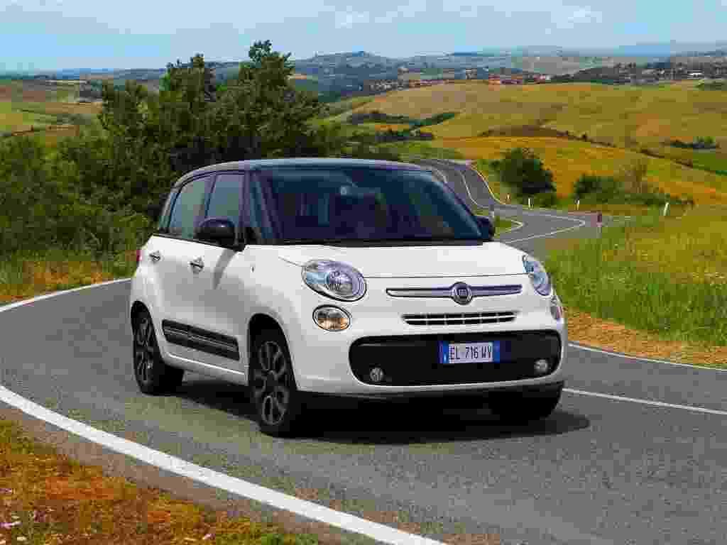 A Fiat mostrou nesta terça o 500L, minivan com cara de 500 que ganhou nova plataforma e servirá de base para novos modelos da marca - Divulgação